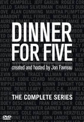 Dinner for Five [TV Series]