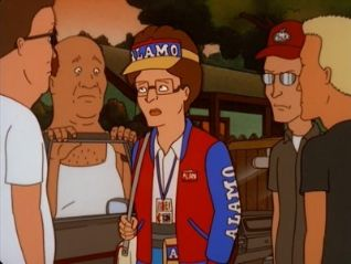 King of the Hill: Beer and Loathing