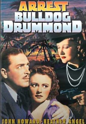 Arrest Bulldog Drummond