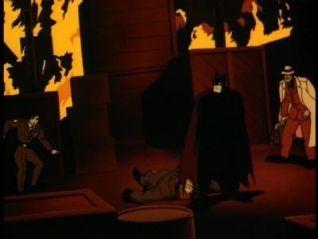 Batman: The Animated Series: P.O.V.