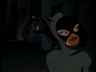 Batman: The Animated Series: The Cat and the Claw, Part 1