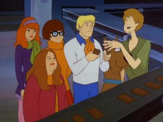 The New Scooby-Doo Movies: The Haunted Candy Factory