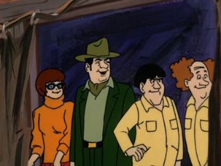 The New Scooby-Doo Movies: The Ghastly Ghost Town
