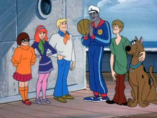 The New Scooby-Doo Movies: The Mystery of Haunted Island