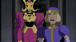 Justice League: A Knight of Shadows , Part 1