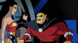 Justice League: A Knight of Shadows, Part 2