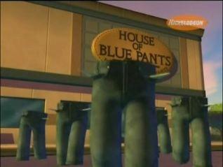 The Adventures of Jimmy Neutron, Boy Genius: When Pants Attack