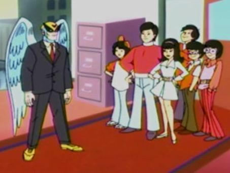 Harvey Birdman, Attorney at Law : Shoyu Weenie