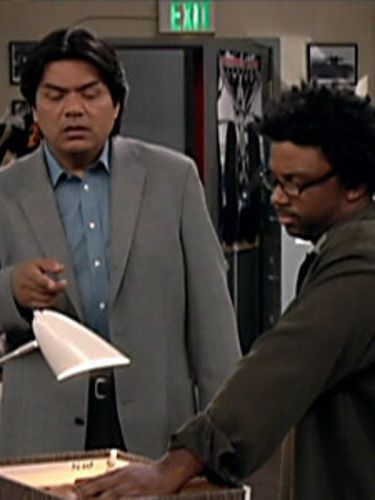 George Lopez : Profiles in Courage