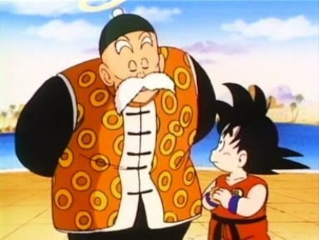 Dragon Ball : The True Colors of the Masked Man