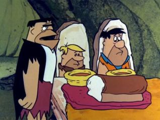 The Flintstones: A Haunted House Is Not a Home