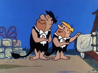 The Flintstones: Social Climbers