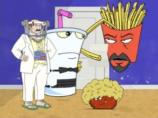 Aqua Teen Hunger Force: Mail Order Bride
