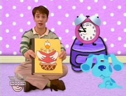 Blue's Clues : What Is Tickety Tock's Favorite Nursery Rhyme?