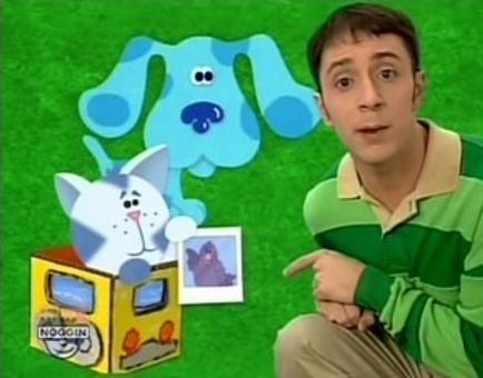 Blue's Clues : Occupations!