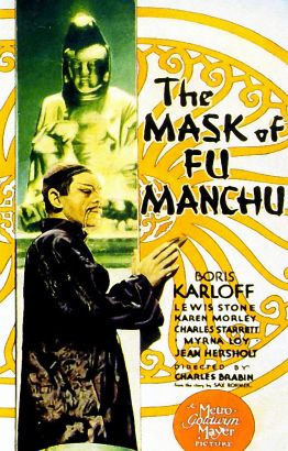 The Mask of Fu Manchu
