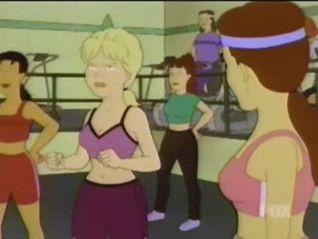 King of the Hill: Boxing Luanne
