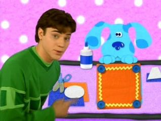 Blue's Clues: The Big Book About Us