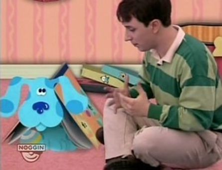 Blue's Clues : Blue's Story Time