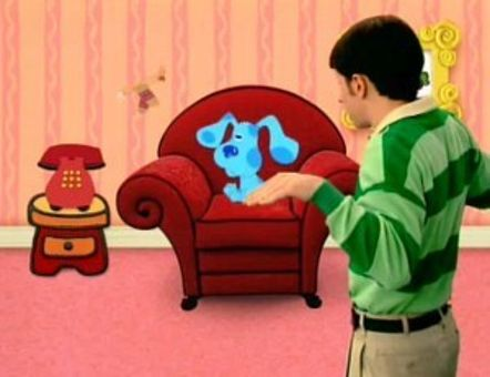 Blue's Clues : Mechanics!
