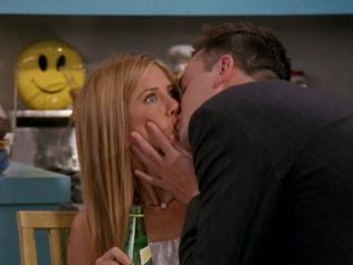 Friends: The One With All the Kissing