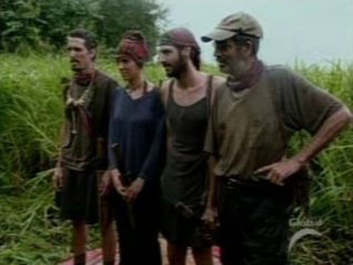 Survivor: ...And Then There Were Four