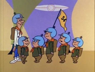 The Jetsons: Good Little Scouts