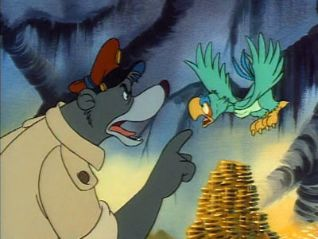 TaleSpin: Polly Wants a Treasure
