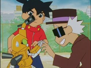 Medabots: 13: Meet Your Meda-Maker