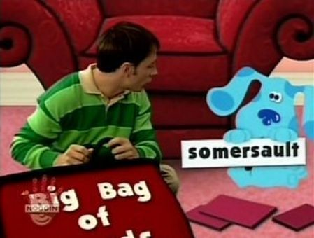 Blue's Clues : Words