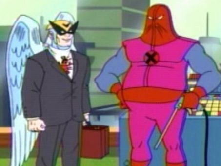 Harvey Birdman, Attorney at Law : X, the Exterminator