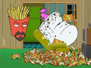 Aqua Teen Hunger Force: Super Bowl