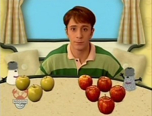 Blue's Clues: Math!