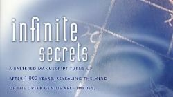NOVA: Infinite Secrets - The Genius of Archimedes