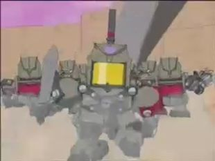 SD Gundam: The Mystery of LaCriox (1): Arrival