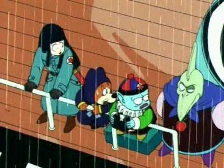 Dragon Ball : Piccolo Closes In