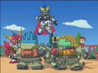 SD Gundam: March Wing: GunEagle
