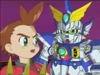 SD Gundam: Awakening! Feather Dragon