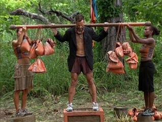 Survivor: Me and My Snake