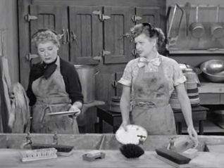 I Love Lucy: Baby Pictures