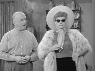 I Love Lucy: Lucy's Mother-in-Law