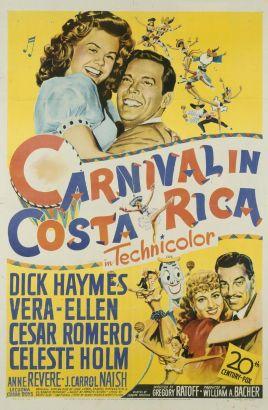 Carnival in Costa Rica (1947)
