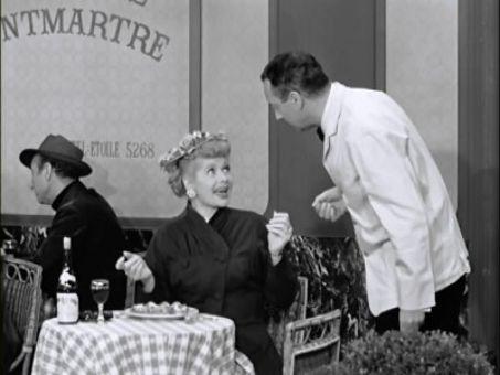 I Love Lucy : Paris at Last