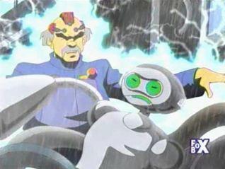Teenage Mutant Ninja Turtles: Turtles in Space - Part 1 The Fugitoid