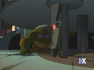Teenage Mutant Ninja Turtles: Turtles in Space - Part 2 The Trouble with Tricerations
