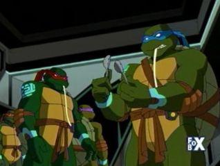 Teenage Mutant Ninja Turtles: Turtles in Space - Part 3 The Big House