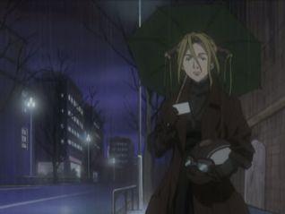 Witch Hunter Robin: 6: Raindrops