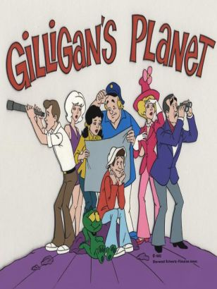 Gilligan's Planet [Animated TV Series]