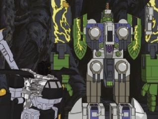 Transformers Energon: Megatron Resurrected