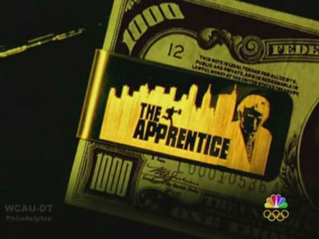 The Apprentice : A Look Back